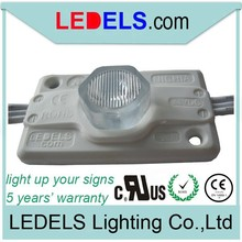 Good price 1.2 watt led module powered by Nichia 24V 120lm 5 years warranty CE RoHS UL listed