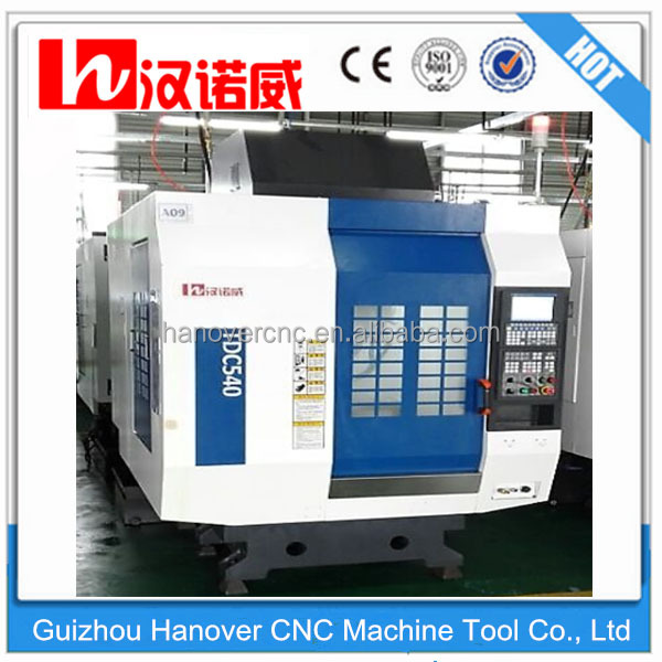 3 axis vertical Drilling and Tapping Machine center-TDC540/high quality cnc drill machine price