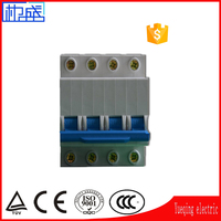 Hot-selling! DZ47 1P 2P 3P 4P 1A 6A 32A 63A Power Distribution Equipment Switch, Mini Circuit Breaker, MCB/MCCB
