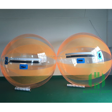 2014 HI TPU/PVC walk on water plastic ball,bubble ball walk water,water balz jumbo polymer balls