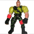 nick nitro basic soldier figure
