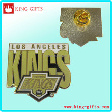 imitation hard badge with los angeles kings