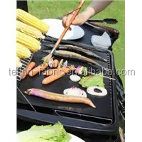 Reusable Non Stick Barbecue Grilling Oven Liner Baking Sheet/BBQ Grill Mat