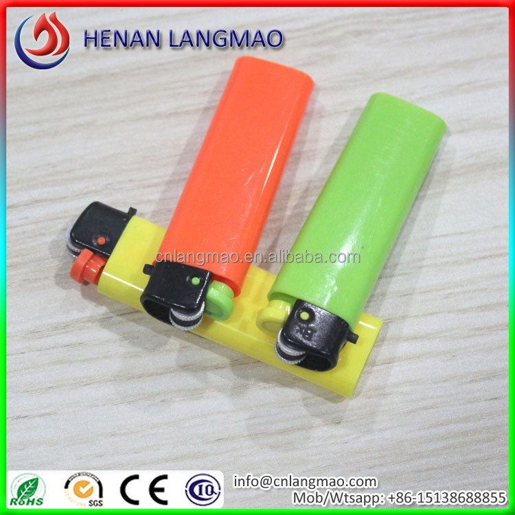 Factory custom electronic cigarette cheap disposable lighters