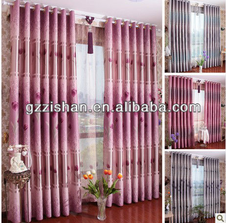 latest designs of curtains