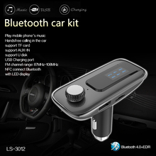 New Products Electronic Diagnostic Bluetooch Car Kit with LCD display