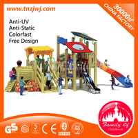 wooden play sets outdoor playground equipment