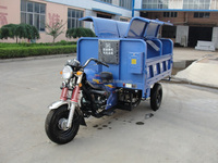 200cc Sanitation Tricycle for Garbage/garbage tricycle made in China