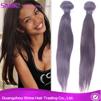 Asian best export velvet indian silky straight hair