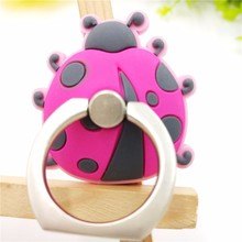 Animal Cell Phone Stand Mobile Pvc Silicone Grip Rubber Iring phone Ring Holder