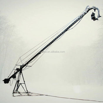 Chinese Manufacturer price! 3 to 15meters Professional Jimmy Jib Camera Crane
