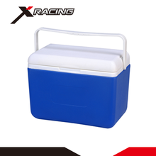 Xracing NMCB0097 wholesale custom insulated 8L plastic small mini picnic lunch cooler box