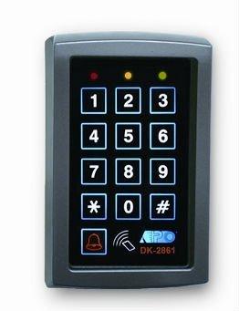 dk 2861 dk 2865 dual output relay digital access control keypad buy access control keypad. Black Bedroom Furniture Sets. Home Design Ideas