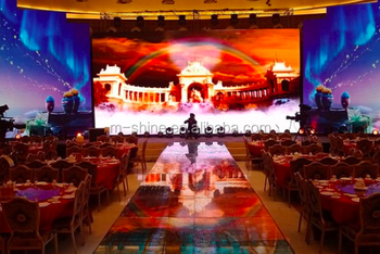 2017 Hot Sales Outdoor/Indoor Hight Brightness P6 rental LED Display Screen