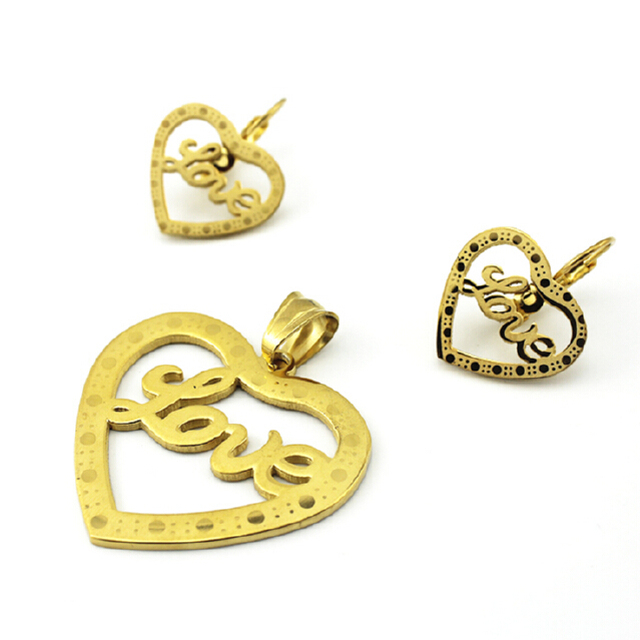 2017 italian gold jewelry setYuanwenjuncom
