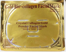 Delay skin aging product Collagen golden gel facial mask with best effect