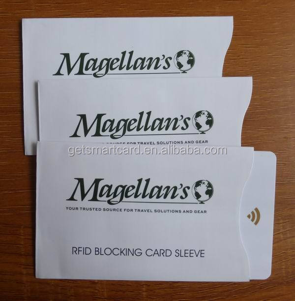 manufacture good price id card sleeves with different design