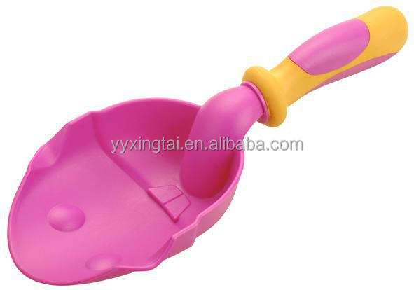 lady gardener garden tools shovel, names agricultural tools