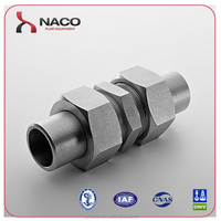 1/2'' NPT Stainless Steel Galvanized Butt Welded Pipe Fitting