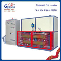 electri used waste oil heater for reactors,factory direct sell