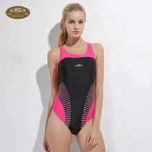 Women ompetition bathing suits wholesale one piece swimwear