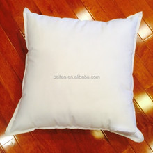 Square 10/90 Down Feather Pillow Cushion Insert Cushion Pad