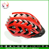 innovative products yellow black bicycle helmet