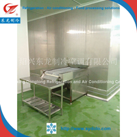 industrial chicken wing poultry meat fast freezing iqf double spiral quick freezer machine for sale