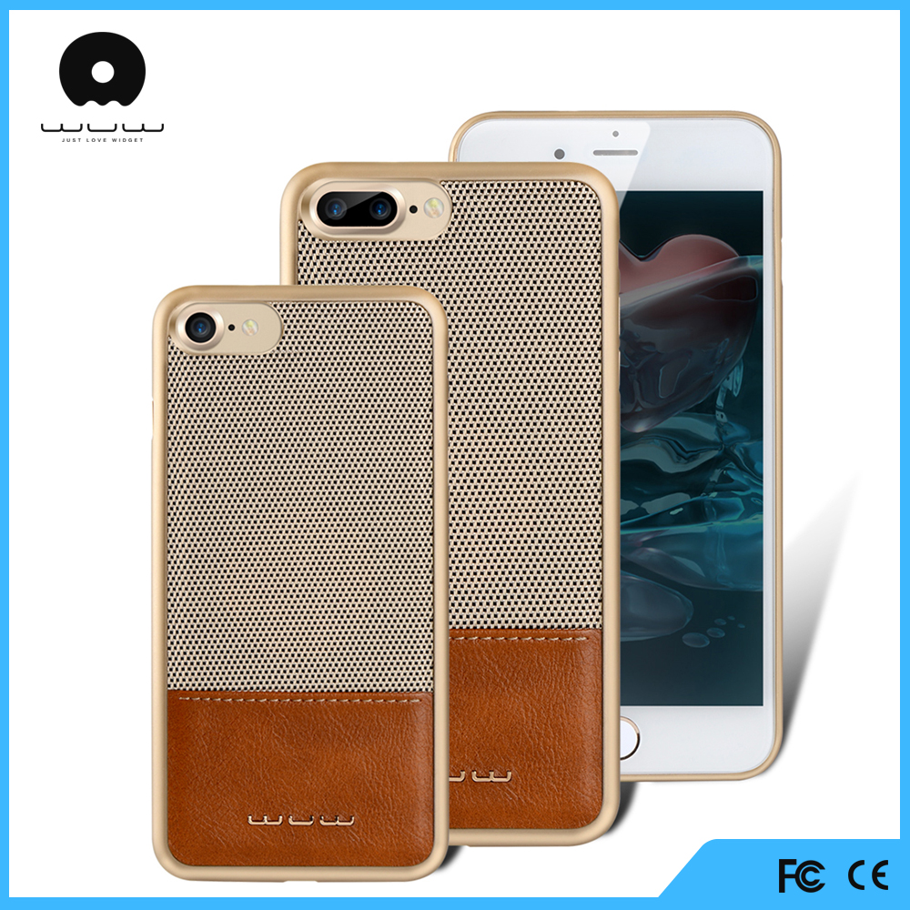 retro high quality real leather case for iphone 7 luxury case for iphone 7