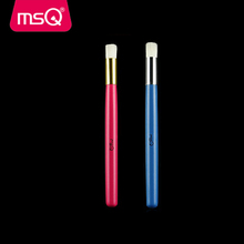 MSQ import synthetic hair nose cleaning brush nose cosmetics brush wholesale