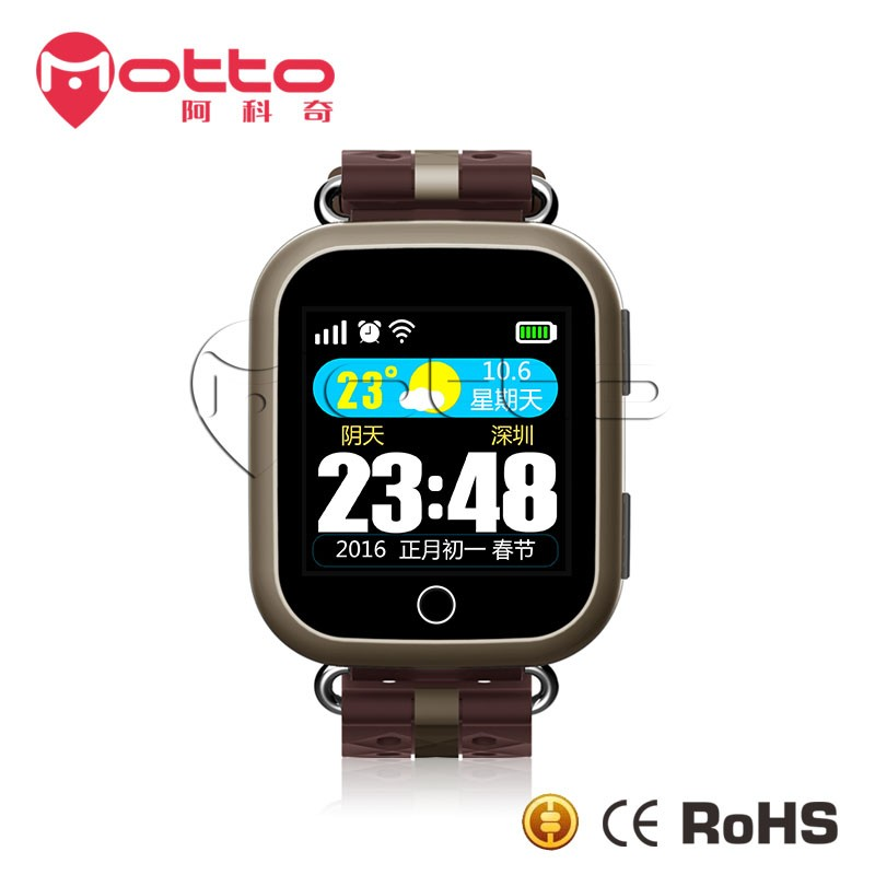 Cheap gps smart watch mobile phone with good service