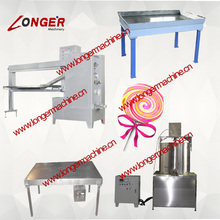 whirly lollipop production line/lollipop making machine