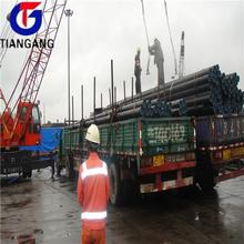 ASTM A106 Gr.B e235 n cold drawn seamless steel pipe