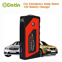 12 volt 1200 amp 68800mah Car Jump Starter Power Bank Car Jump Start RC Car Battery Charger