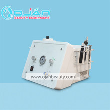 Water oxygen jet peel facial equipment hydra diomand dermabrasion beauty machine