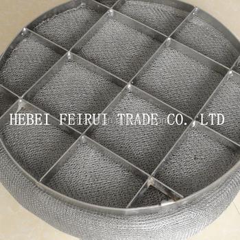 Koch 4120 wire mesh demister pad in boiler steam drum for Koch glitsch