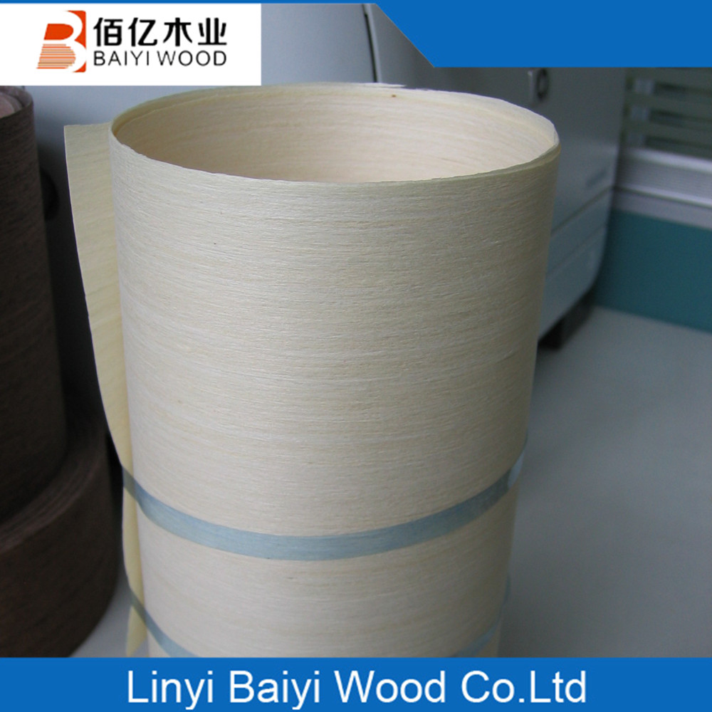 Professional Manufacturer Cheap Bleached Poplar Face Wood Veneer
