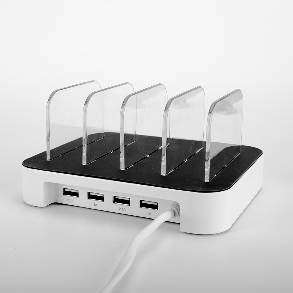 Four Port Smart Portable Power Station Power Dock Charging Station
