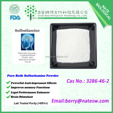 Competitive price Nootropic powder Sulbutiamine 99% CAS no.: 3286-46-2
