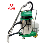 60L Carpet Cleaning Machine Wet And