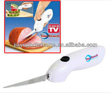 electric steak knife / electric chef knife / cordless kitchen knife for turkey