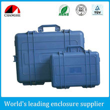 Hard waterproof case for equipment