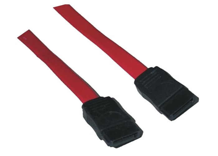 7Pin Sata to Sata Serial ATA Data Sata Cable for HDD