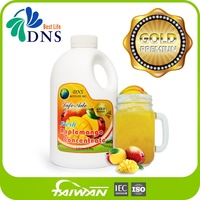 DNS BestLife food and beverages drink of apple mango puree