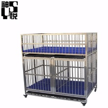 High quality strong stainless steel kennel for dogs