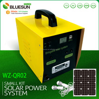 2016 new solar energy solar generate system with 50w camp solar panel