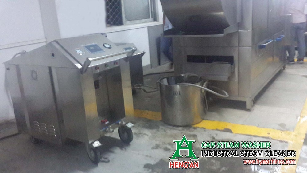 Beverage Filling Line Steam Cleaner