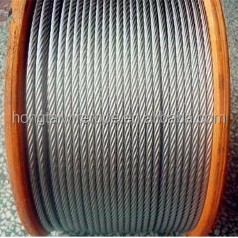 316L stainless steel wire rope cable