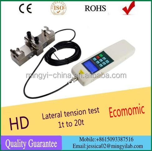 Efficient Digital Belt Tension Meter Price With CE Certificate