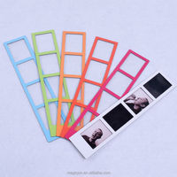 colorful picture photo frame magnetic photo frame